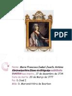 D. Maria I (Catarina Inês)
