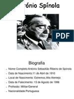 António de Spínola (Telmo Dantas)