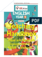 KSSR1 Teaching Handbook