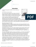 Differentiation Management