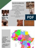 Africa in the Modern Era