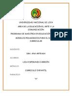 Deber Esperanza Carrión