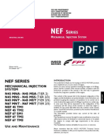 UseMaintanceManual NEF MechInjection L31900009E Oct05