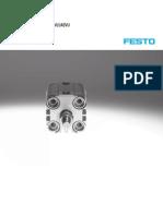 Festo Cylinder model ADVU กระบอกลมเฟสโต้
