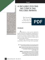Texto a Inclusao Dos Pais Na Clinica Das Psicoses Infantis