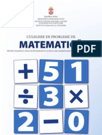 Zbirka Matematika Na RUMUNSKOM Zavrsni