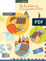 Chess Life Magazine - Agosto 2011
