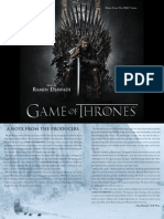 Digital Booklet - Game of Thrones