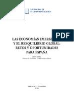 Las economías emergentes y el reequilibrio global