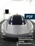 Master Ma Transportation Design Brochure