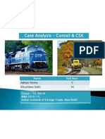 Conrail & CSX