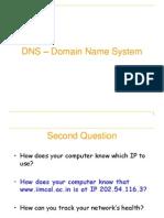 Seminar DNS