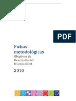 DNP. (2011). Informe de Cumplimiento de Los ODM Colombia 2011.