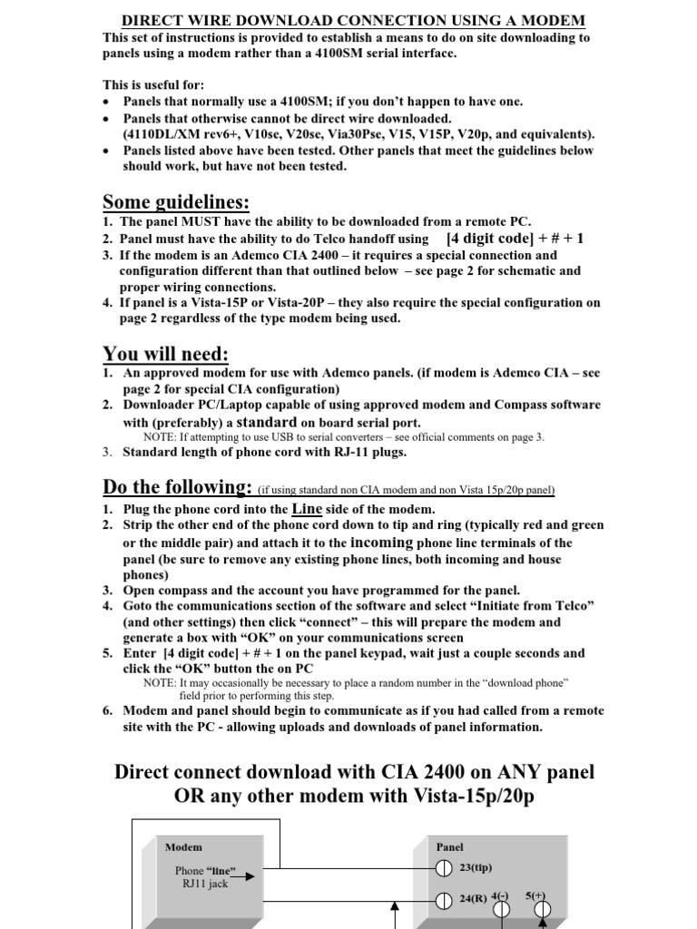 Atemberaubend Ademco Vista 20p Schaltplan Ideen - Der Schaltplan ...