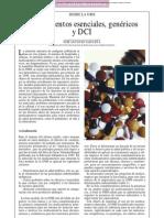 DCI medicamentos