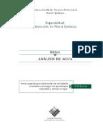 ANÁLISIS DE AGUA (1)