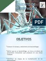 EXPOSICIÓN-AISLAMIENTO DE BACTERIÓFAGOS
