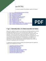 Manual Cisco CCNA Resumen