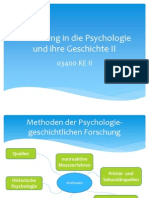 02_Einführung in die Psychologie und ihre Geschichte