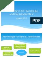 05_Einführung in die Psychologie und ihre Geschichte