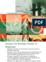 Nuclear Power Plan