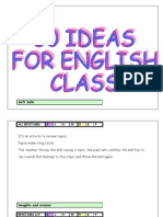 50 Ideas to Learn English