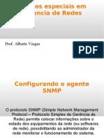 Configurando o Agente Snmp