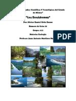 Ensallo de Ecosistemas