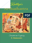 Chanakya Arthshastra Neeti in English