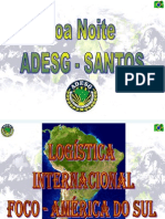 ADESG 2008 - Log Internacional