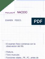 1 RECIEN    NACIDO