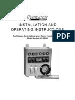 30216BRK Instructions