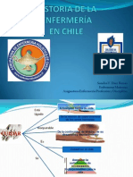 Historia de la Enfermería en Chile