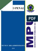 Ponto Dos Concursos - Mpu - Apostila Direito Penal - 2010