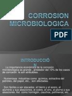 Corrosion Micro Biologic A