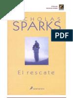 El Rescate Nicholas Sparks