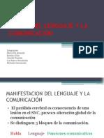 Ambito Del Lenguaje y La Comunicacion
