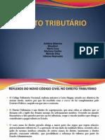 DIREITO TRIBUTÁRIO - APRESENTACAO