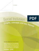 A Ifs Social Inclusion Report Oct 2009