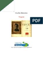 Cecilia Meireles - Viagem