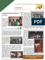 Boletin 50 La Obra Misionera en Argentina - En Cifras - Nov 2008