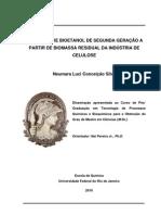 Bioetanol 2a Geracao de Biomassa Residual