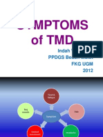 Symptoms Associated With Tmd