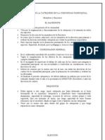 ORGANIZACIÓN DE LA CATEQUESIS EN LA COMUNIDAD PARROQUIAL