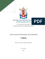 APOSTILA DE VHDL - JULIANO BENFICA - Versão 3