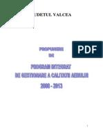 Program Integrat Gestionare Calitate Aer
