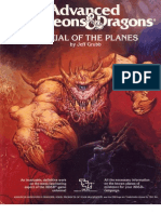 AD&D Manual of the Planes