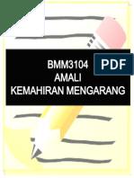 BMM3104 Amali 10