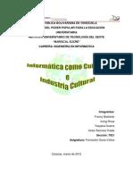 Cultura informatica