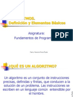 02-Elementos de Un Algoritmos